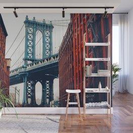 George Washington Bridge New York City Landmark Wall Mural