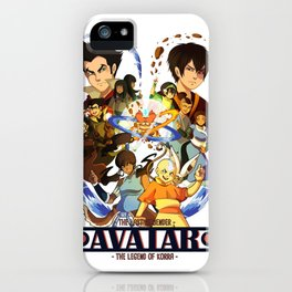 Team Avatar iPhone Case