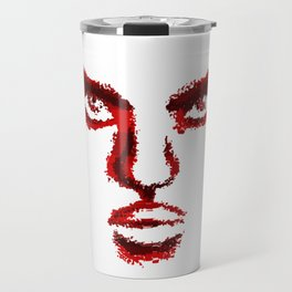 I Know What You're Thinking Travel Mug
