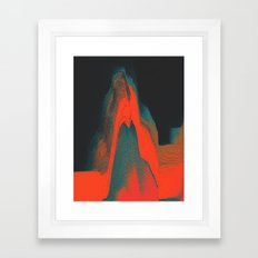 Idiosyncrasy Framed Art Print