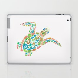 Surf Turtle Laptop & iPad Skin