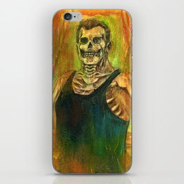Remnant Of Archibald Colby iPhone Skin