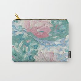 Ninfee. Waterlilies. Nynphéas Carry-All Pouch