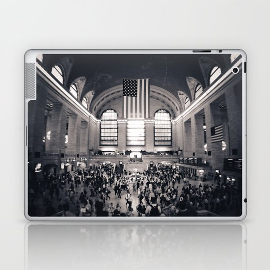 Grand Central Station Laptop & iPad Skin