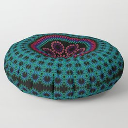 Quantum Quark Floor Pillow