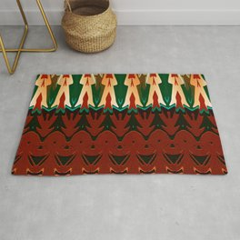 Shooting Arrows... Rug