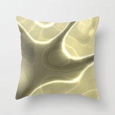 World Unseen Throw Pillow