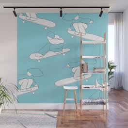 In Search of the Perfect Ride Wall Mural