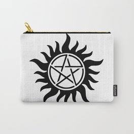 Anti-Possession Symbol Carry-All Pouch