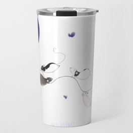 Moon and Stars *New* Travel Mug