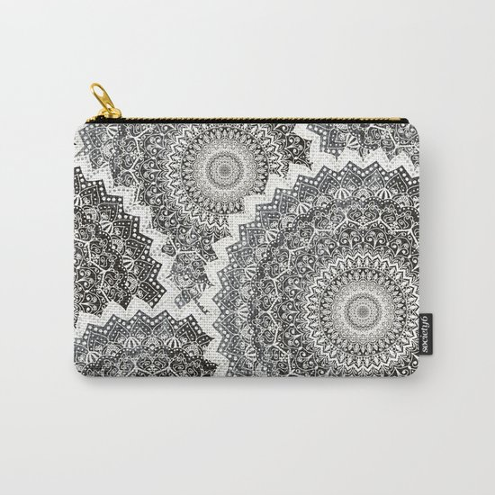 WINTER MANDALAS Carry-All Pouch