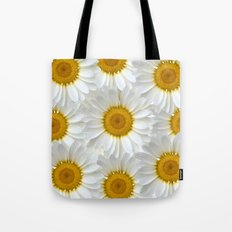 Daisies Galore Tote Bag