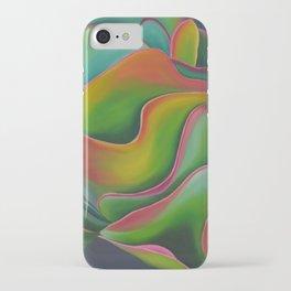Square Kalanchoe iPhone Case