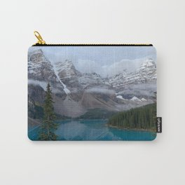 Moraine Lake Rocky Mountain Banff Canada  Carry-All Pouch