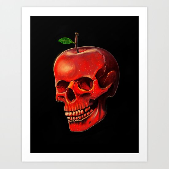 Fruit of Life Art Print