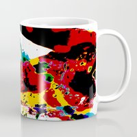 bokeh Mugs featuring Bokeh by Stephen Linhart