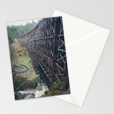 Largest Trestle in the Commonwealth Stationery Cards