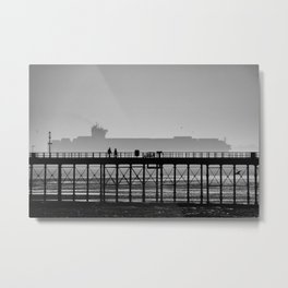 cargo couple Metal Print