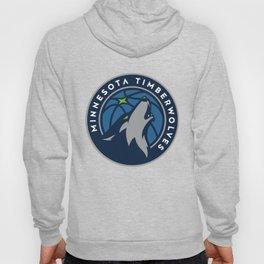 MinnesotaTimberwolves Logo Hoody
