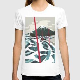 Breaking the Waves II T-shirt