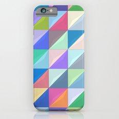 Geometric Shapes I Slim Case iPhone 6s