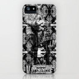 Margin Sculpture iPhone Case