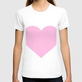 Heart (Pink & White) T-shirt