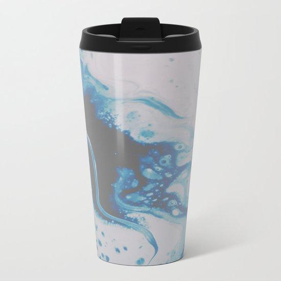 Atmospheric Metal Travel Mug