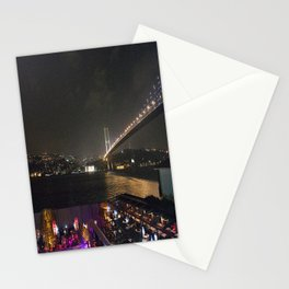 Istanbul Lights! Stationery Cards