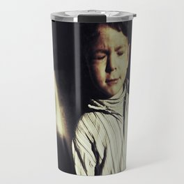 Sleepwalking Boy Travel Mug
