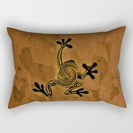 Frog Bark Rectangular Pillow