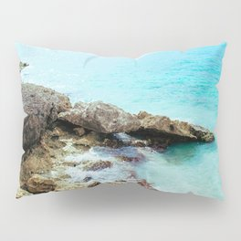 Crashing Waves Pillow Sham