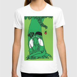 The Giving Tree or The Taking Human T-shirt