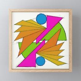 Avian 2 Framed Mini Art Print