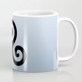 Triskele 6 -triskelion,triquètre,triscèle,spiral,celtic,Trisquelión,rotational Coffee Mug