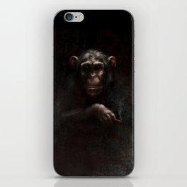 Chimpanzee II iPhone Skin