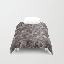Sleepy Koala Duvet Cover