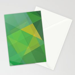 Polygon print bright colors #society6 #decor #buyart #artprint Stationery Cards