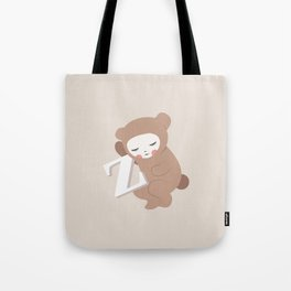 Waiting for Z Tote Bag