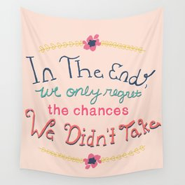 Chances Wall Tapestry
