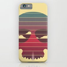 Summer Skull iPhone 6 Slim Case