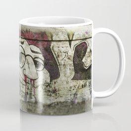 The writing on the wall Coffee Mug