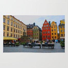 Stortorget Square in Gamla stan - Stockholm Rug