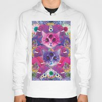 holographic Hoodies featuring 3rd eye tacocat by STORMYMADE