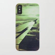 Lomographic Flight 1 iPhone X Slim Case