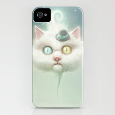 Release the Odd Kitty!!! iPhone (4, 4s) Slim Case