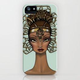 Princess Flower iPhone Case