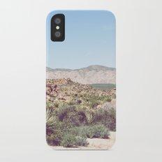 Joshua Tree, No. 2 Slim Case iPhone X