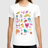 90s T-shirts featuring 90s by melissa chaib