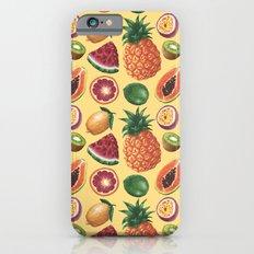 Fruit Pattern iPhone 6s Slim Case